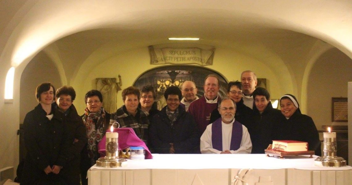 Le direzioni generali dei tre istituti della congregazione scalabriniana si sono incontrate a Roma