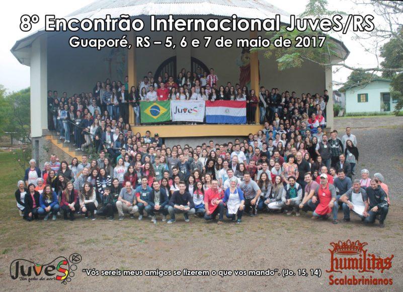 Dal 5 al 7 maggio 2017 il comune di Guaporé, nello stato del Rio Grande do Sul (in Brasile), ha ospitato l'ottava edizione dell'Encontro Internacional da Juventude Scalabriniana (JuveS)