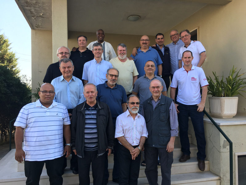 Dal 18 al 23 settembre 2017 si è svolto in Portogallo ad Amora, Lisbona, l'Incontro sulle Realtà parrocchiali della congregazione scalabriniana.