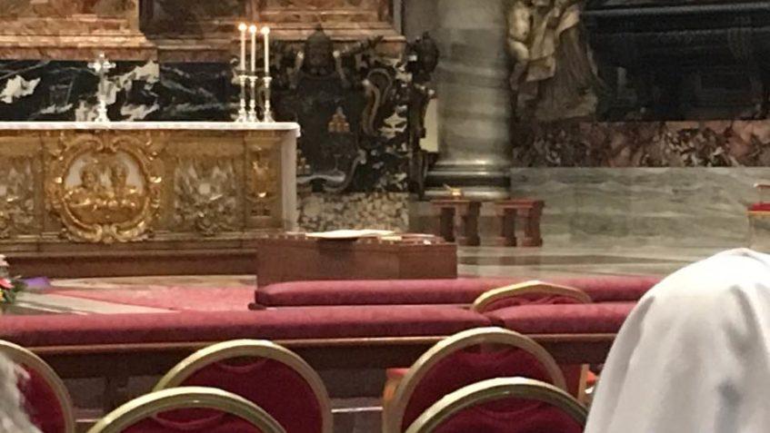 Funerali del cardinal De Paolis
