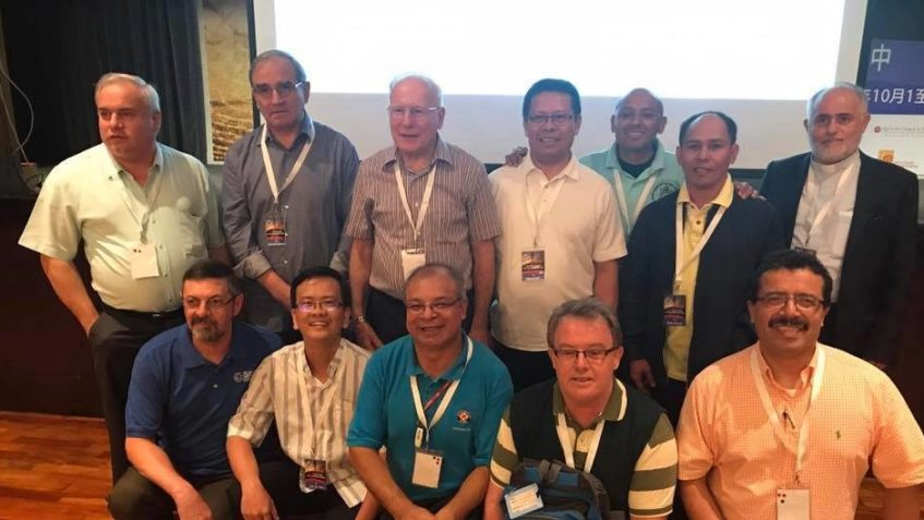 XXIV Congresso mondiale dell'Apostleship of Sea (AoS)