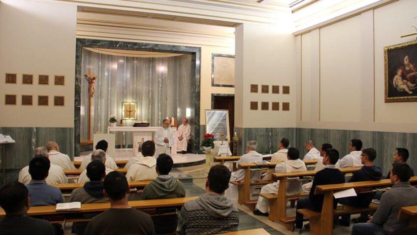 Messa della Direzione generale per il ventennale della beatificazione di monsignor Scalabrini