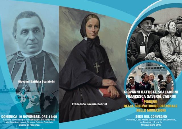 Il 9 novembre 1997 papa Giovanni Paolo II proclamava beato il vescovo Giovanni Battista Scalabrini - Programma Piacenza