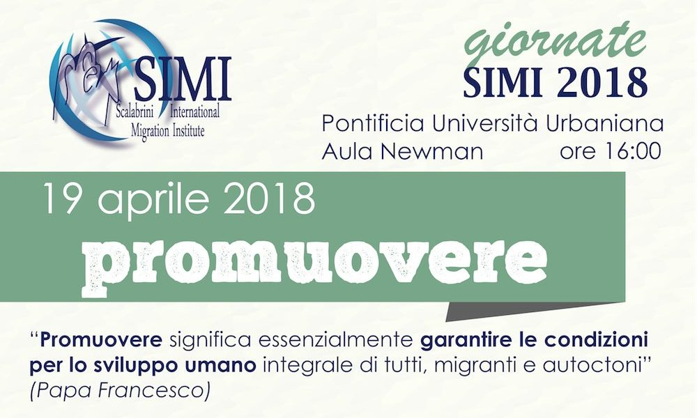 "Giornate SIMI 2018: il 19 aprile il tema sarà ""Promuovere"""