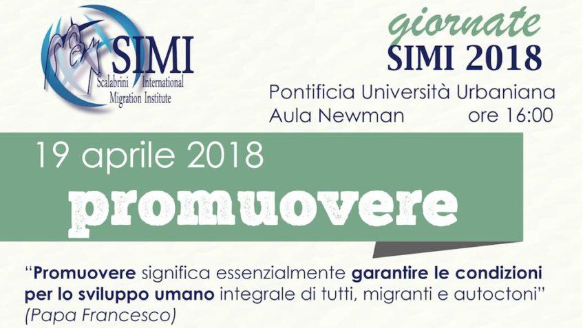 """Giornate SIMI 2018: il 19 aprile il tema sarà """"Promuovere"""""""