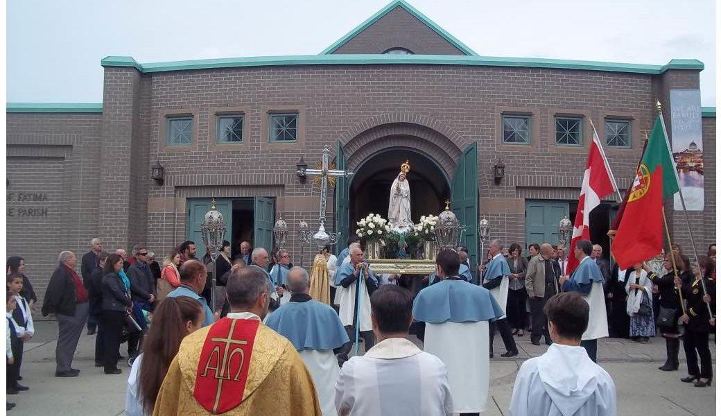 Vancouver: sotto la protezione di Nostra Signora di Fatima