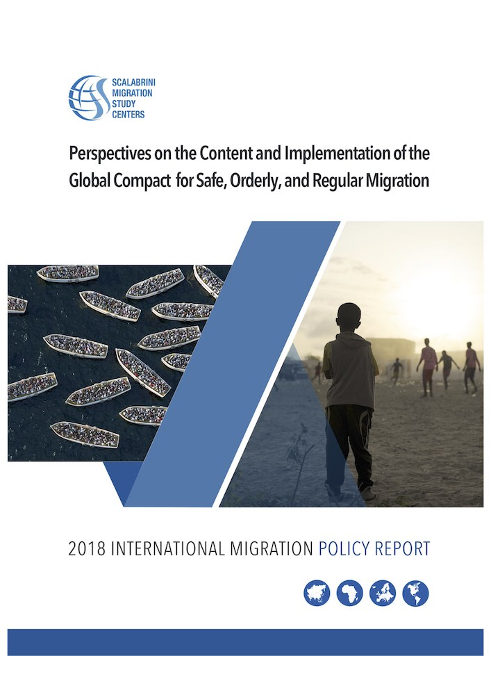 Un report per approfondire i temi del Global Compact sulle migrazioni. L'hanno pubblicato gli Scalabrini Migration Study Centers