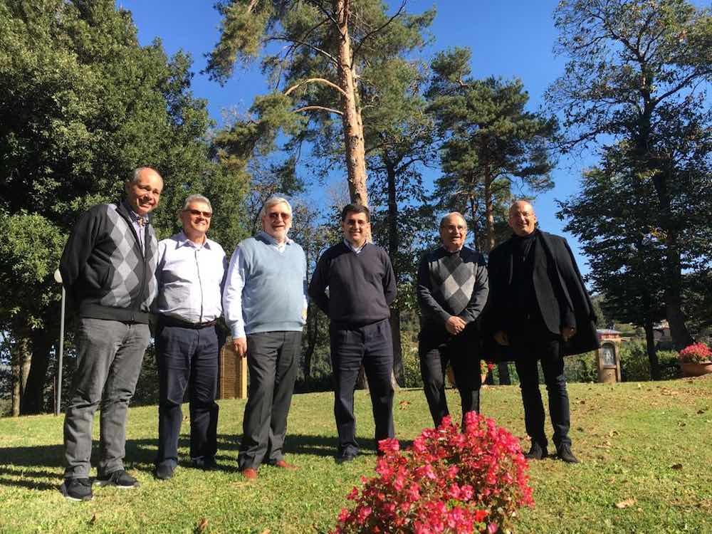 La nuova direzione generale dei missionari scalabriniani