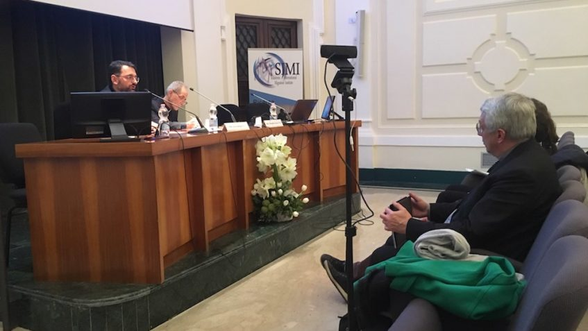 Atto accademico SIMI 2018. Una Chiesa dalle genti: il percorso interculturale della pastorale.