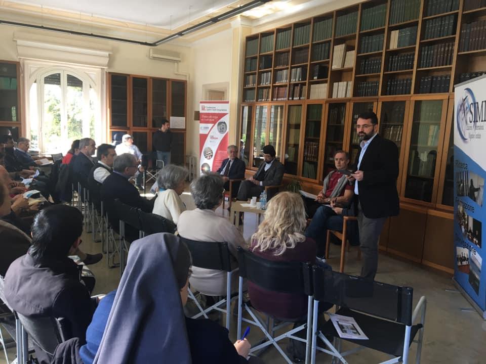 """Si è svolta anche la seconda delle tre Giornate SIMI 2019 Per il ciclo di conferenze sul tema """"Governare la paura"""", il 21 marzo si è parlato della strumentalizzazione della religione per seminare incertezza e della prospettiva del dialogo interreligioso"""