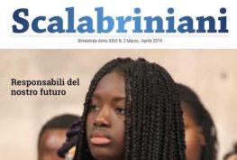 """""""Scalabriniani"""": tre estratti dal numero di marzo-aprile 2019 Com'è fatta la rivista bimestrale dell'Associazione Scalabriniana Onlus e cosa si dice nel numero appena uscito"""