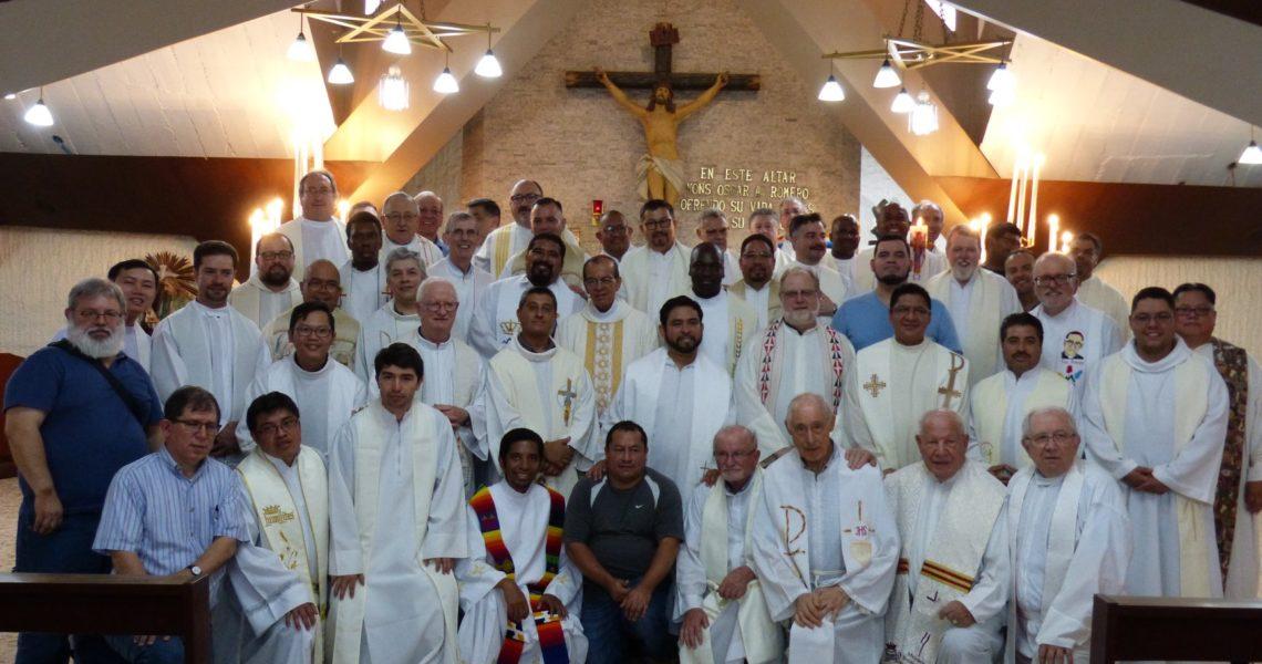 Assemblea Provincia San Giovanni Battista 2019