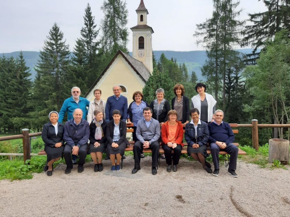 Incontro annuale dei tre istituti della famiglia scalabriniana (Villabassa, Bolzano 31 agosto - 1 settembre 2019)