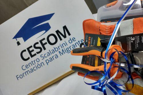 Assegnato un premio al direttore operativo del CESFOM