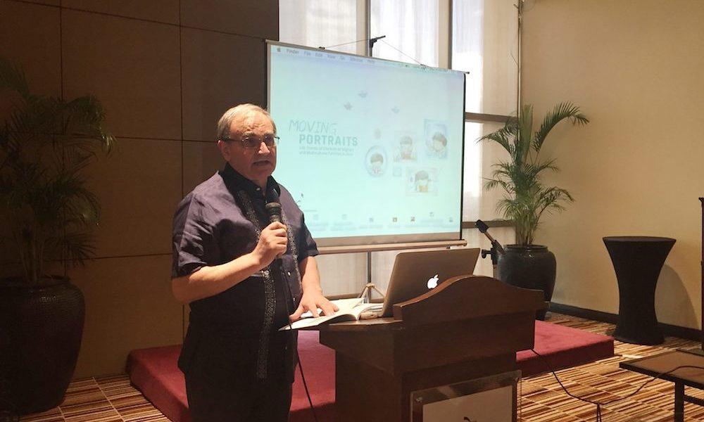 Da Manila, la testimonianza di padre Battistella- «Non basta aiutare il migrante, bisogna trasformare la struttura che asservisce il migrante»