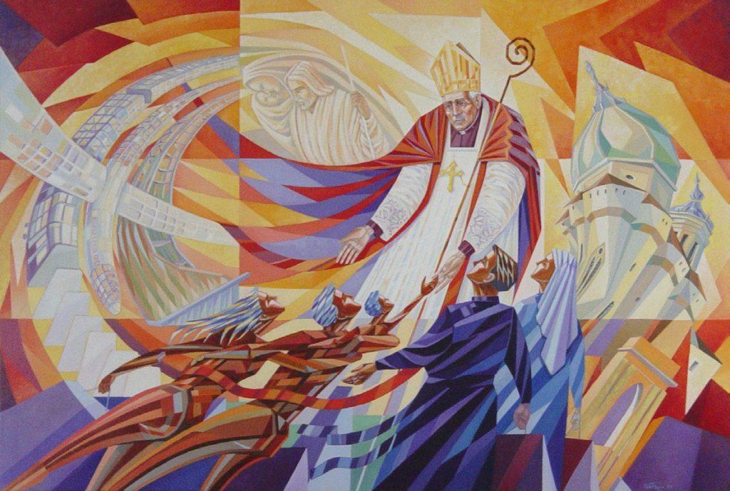 fondatore scalabrini spiritualità