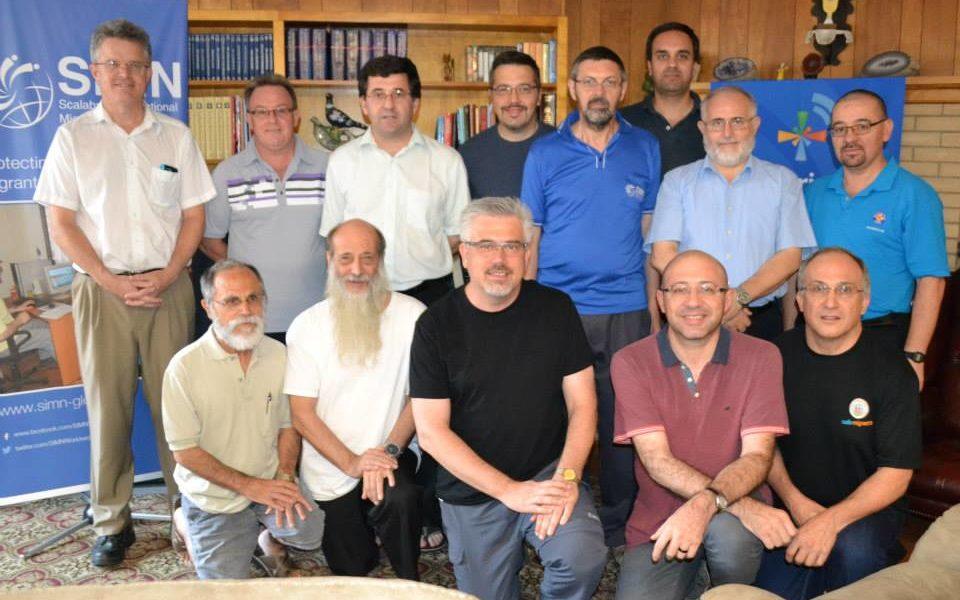 la direzione generale dei Missionari di San Carlo, secondo le indicazioni del Capitolo Generale (XIV CG, 12), ha convocato a New York dal 21 al 23 luglio i rappresentanti di diverse aree di servizio specifico