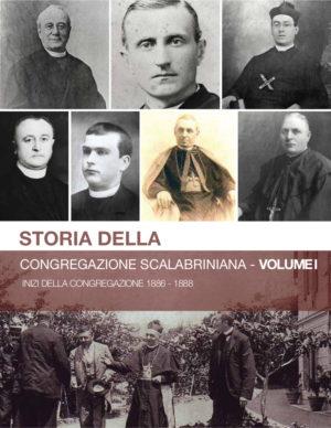 """La copertina del volume di Mario Francesconi """"Storia della congregazione scalabriniana"""""""
