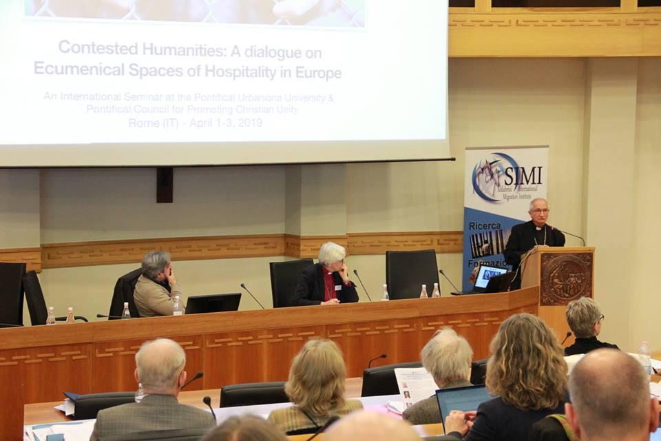 """Cosa si è detto a """"Contested Humanities"""" Si è conclusa la conferenza sul ruolo di Chiese cristiane e associazioni nell'accoglienza di migranti e rifugiati in Europa. A promuovere l'evento, lo Scalabrini International Migration Institute, l'Università di Oslo e il Norwegian Institute di Roma"""