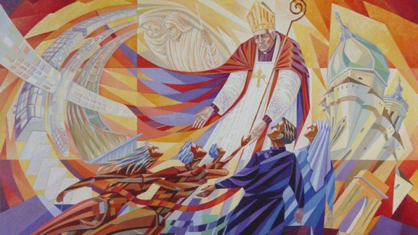 """1 Giugno 2019, festa del beato Scalabrini Padre Chiarello, superiore generale: """"Siamo invitati a continuare la sua passione per l'insegnamento religioso e la formazione alla fede, soprattutto tra i migranti"""""""