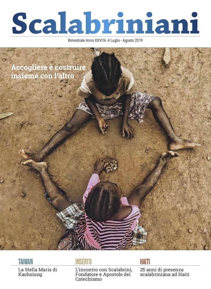 Scalabriniani: 25 anni di presenza ad Haiti Nel numero 4/2019 della rivista Scalabriniani, il racconto di un quarto di secolo trascorso dai missionari al servizio di migranti e rifugiati nell'arcidiocesi di Port-au-Prince