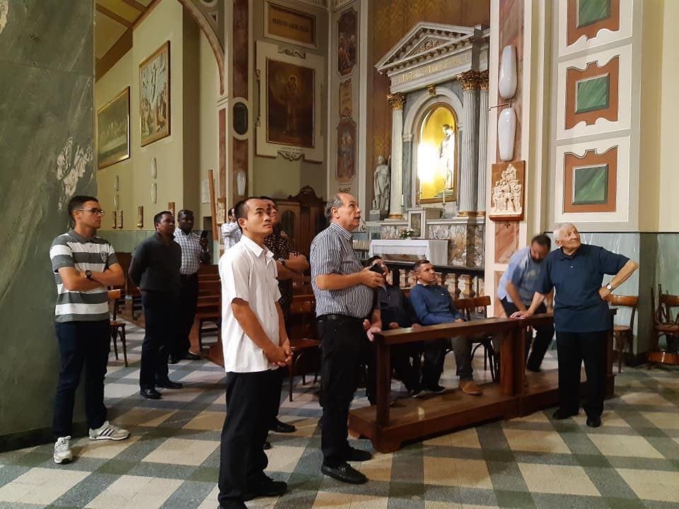 A Piacenza si sta svolgendo il corso di formazione per i giovani scalabriniani