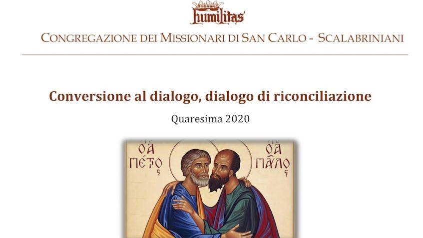 """Quaresima 2020. Padre Chiarello, superiore generale scalabriniano: """"Lasciamo che i migranti ci spostino verso altri lidi"""""""
