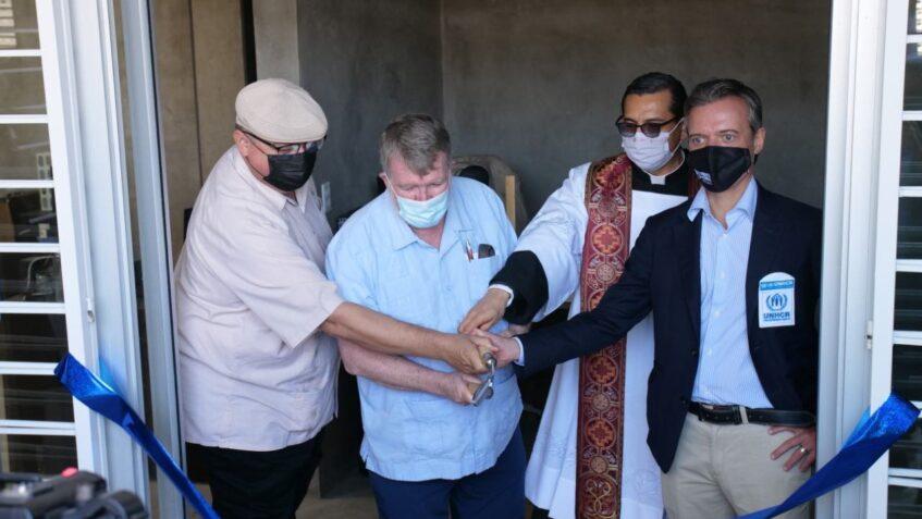 A Tijuana è stato inaugurato il CESFOM, lo spazio educativo e culturale per migranti voluto dagli scalabriniani